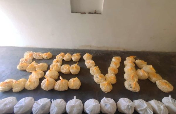Holi Special Distribution